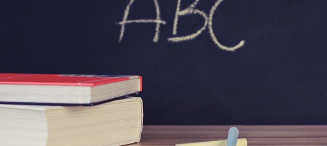 A quick way to activate language in any lesson: the Alphabet