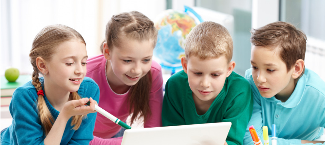ICT Tools: Fun games for kids