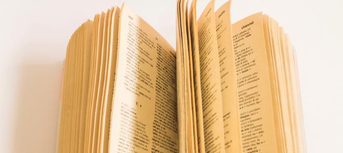 Word lists